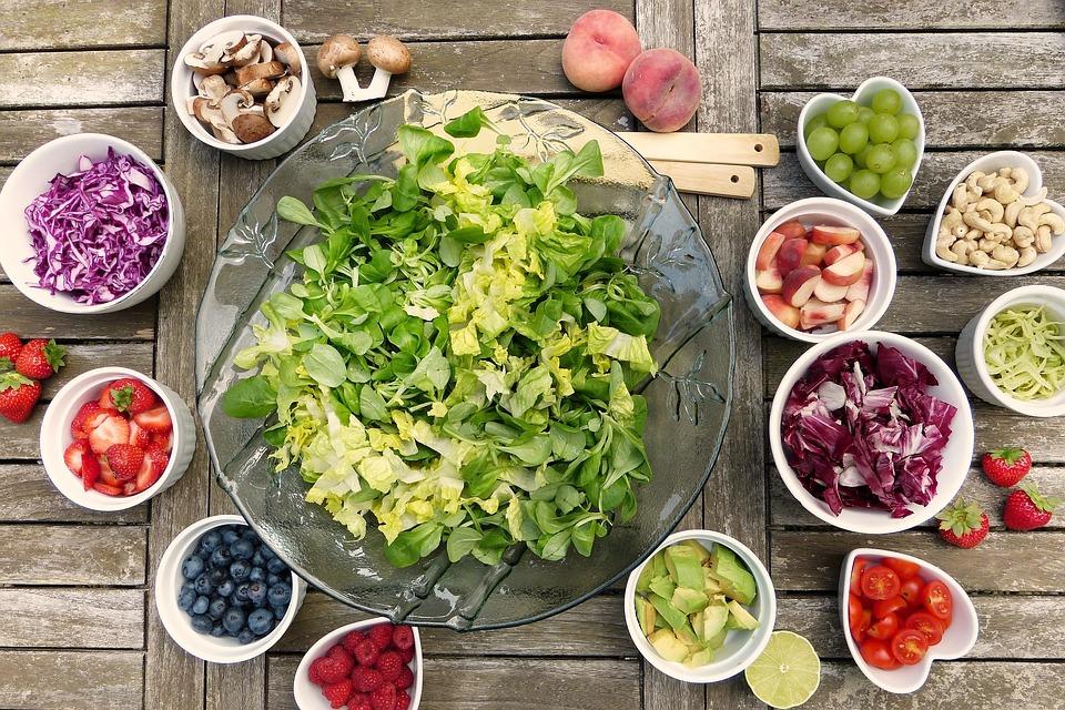 Alimentation équilibrée : comment composer son assiette ?