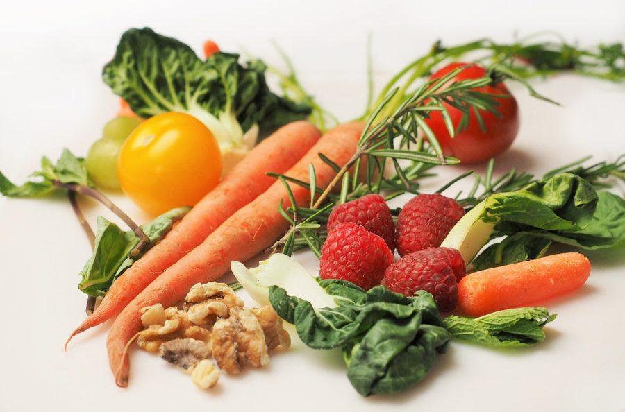 Alimentation saine et équilibrée