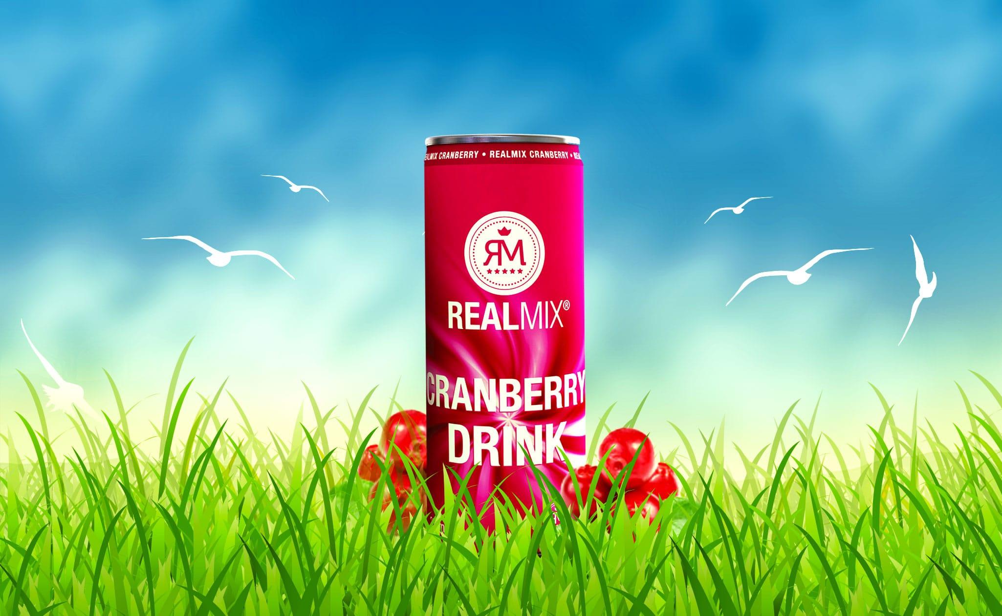 boisson naturelle cranberry