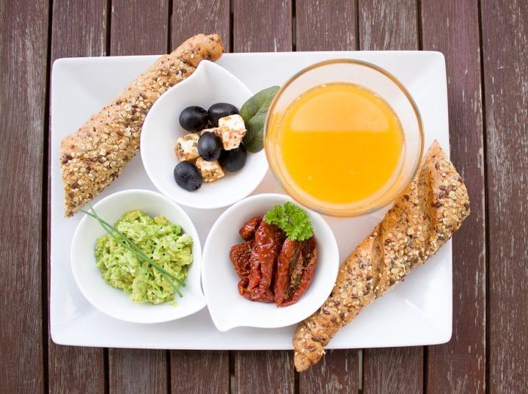 le petit déjeuner pour avoir une alimentation équilibrée